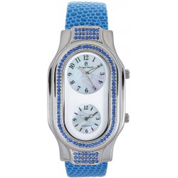 Philippe Moraly for Women - Analog Leather Band Watch - LS0614WPWE