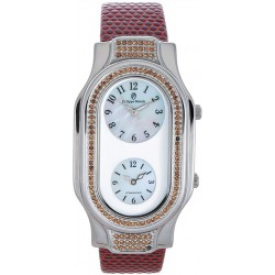 Philippe Moraly for Women - Analog Leather Band Watch - LS0614WPWM