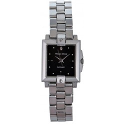 Philippe Moraly for Men - Analog Stainless Steel Band Watch - M9303WE