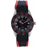 Philippe Moraly for Boys - Analog Rubber Watch - RK1111WBR