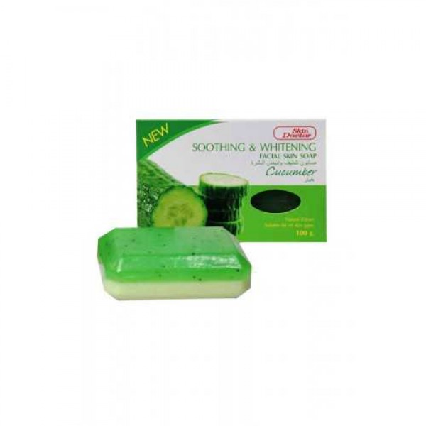Skin Doctor Soothing Soap -Cucumber