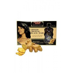 Skin Doctor Ginger Crystal Black Hair Dye Cream