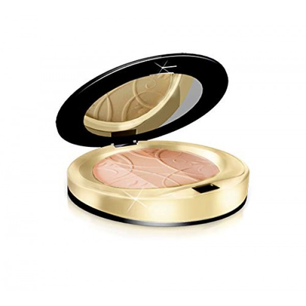 EVELINE COSMETICS CELEBRITIES BEAUTY PRESSED POWDER , SHIMMER 204