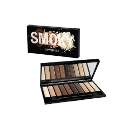 Bellaoggi Eyeshadow Kit Smoky 001 - Earth Brown