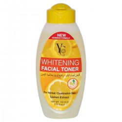 Whitening Lemon Facial Toner - 110 Ml, Yellow