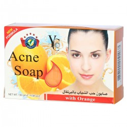 Yc Acne Soap - Orange, 130 G