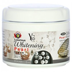 Yc Luxurious Whitening Pearl Cream, 50 G